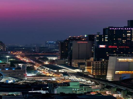 曼谷暹羅美居酒店(Mercure Bangkok Siam)外觀