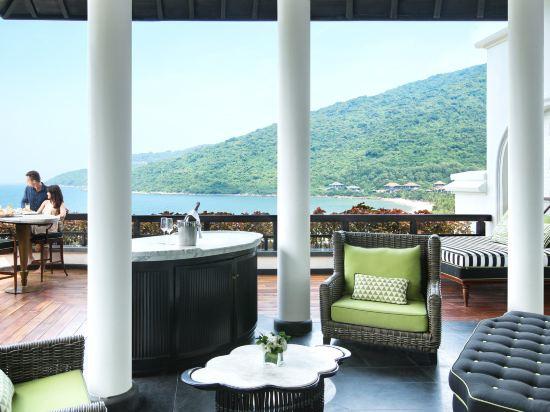 峴港洲際陽光半島度假酒店(InterContinental Danang Sun Peninsula Resort)海景半島行政套房