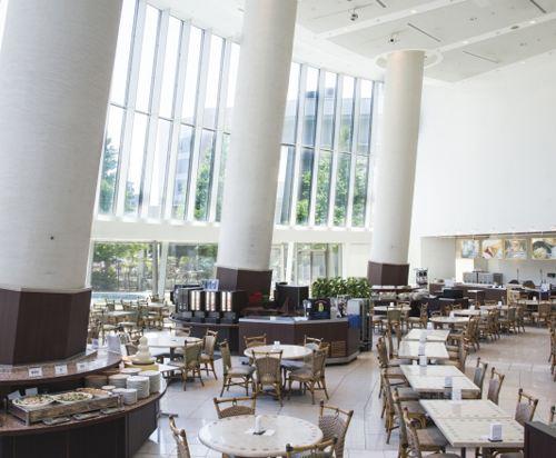 札幌王子酒店(Sapporo Prince Hotel)餐廳