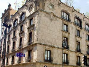 墨西哥城歷史中心歡朋酒店
