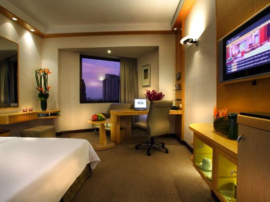 新加坡 M 酒店(M Hotel Singapore)家庭套房