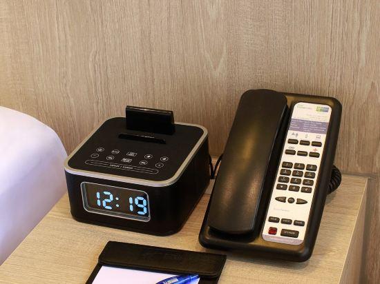 吉隆坡市中心智選假日酒店(Holiday Inn Express Kuala Lumpur City Centre)標準雙床房(帶沙發床)