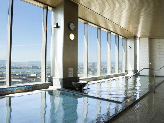 京阪環球塔酒店(Hotel Keihan Universal Tower)室內游泳池