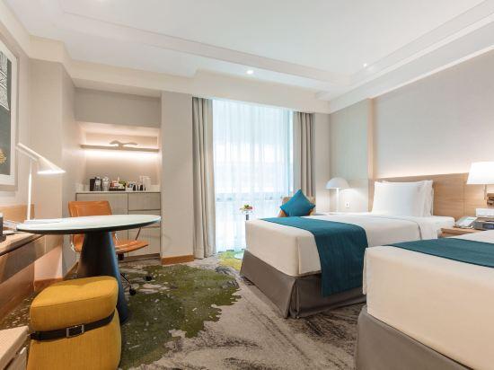曼谷假日酒店(Holiday Inn Bangkok)豪華房