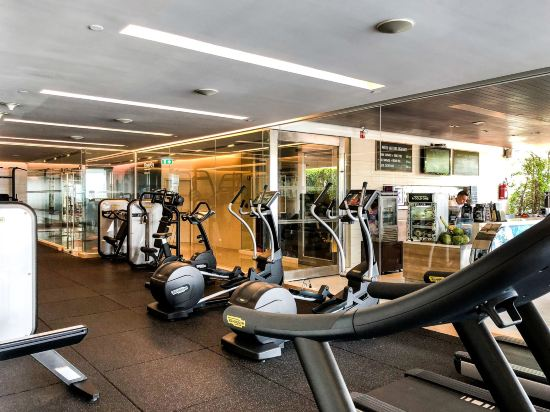 曼谷鉑爾曼G酒店(原曼谷索菲特是隆酒店)(Pullman Bangkok Hotel G)健身房