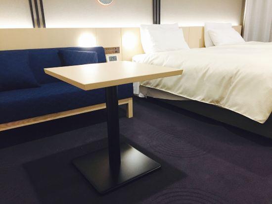 Gracery飯店-京都三條(Hotel Gracery Kyoto Sanjo)好萊塢雙床房
