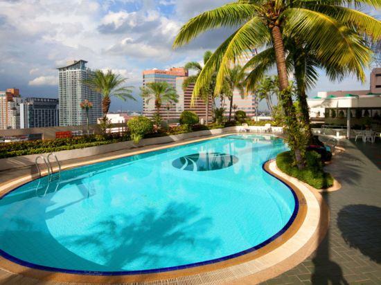 綠寶石酒店(The Emerald Hotel)健身娛樂設施