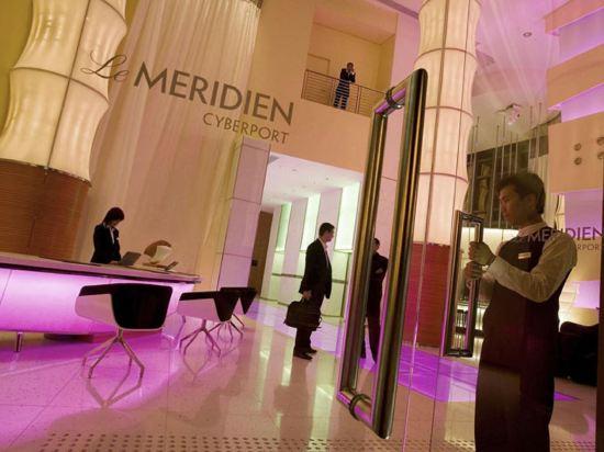 香港數碼港艾美酒店(Le Méridien Cyberport)公共區域