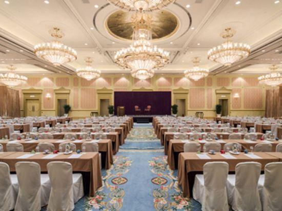 香港迪士尼樂園酒店(Hong Kong Disneyland Hotel)會議室