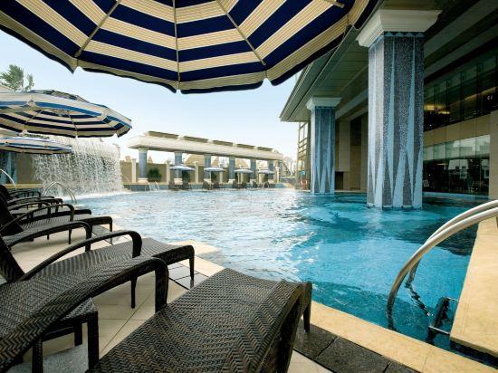 澳門新葡京酒店(Grand Lisboa Macau)健身娛樂設施