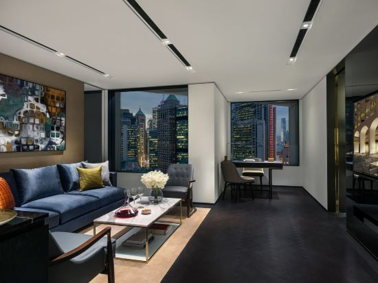 香港美利酒店(The Murray Hong Kong a Niccolo Hotel)探索者套房