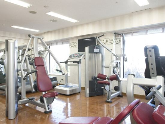名古屋觀光酒店(Kanko Hotel Nagoya)健身房
