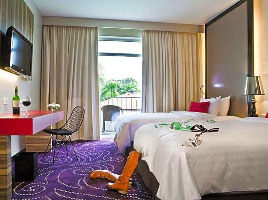 芭堤雅硬石酒店(Hard Rock Hotel Pattaya)豪華房