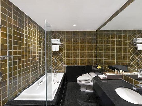 隆齊中間點大酒店(Grande Centre Point Hotel Ploenchit)三卧室套房