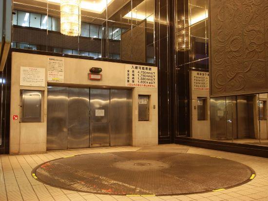 名古屋可信白河酒店(Hotel Trusty Nagoya Shirakawa)外觀
