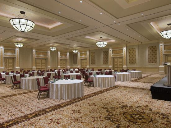澳門喜來登金沙城中心大酒店(Sheraton Grand Macao Hotel, Cotai Central)會議室