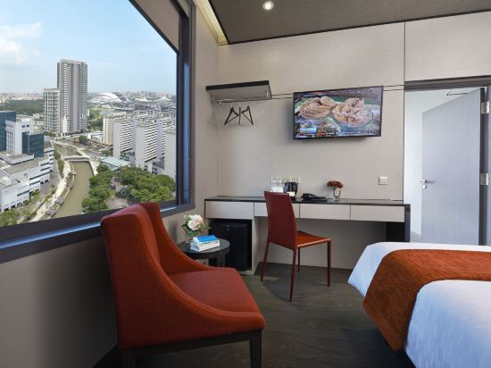 新加坡莊家大酒店(Hotel Boss Singapore)三人房