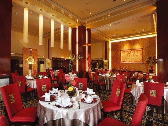 台中烏日清新温泉飯店(Freshfields)餐廳
