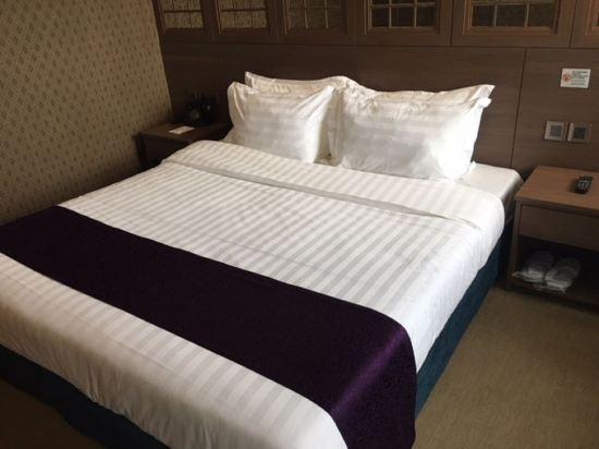 香港朗逸酒店(Largos Hotel)套房