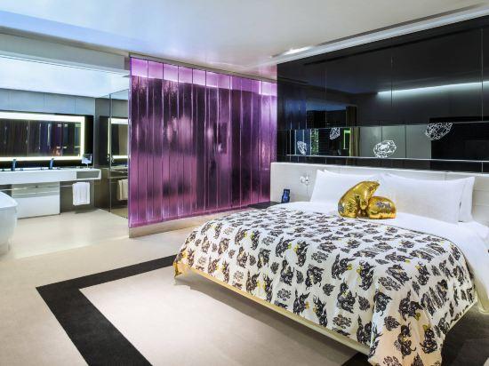 W曼谷酒店(W Bangkok Hotel)非凡套房