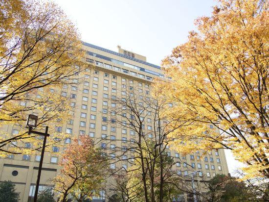 名古屋觀光酒店(Kanko Hotel Nagoya)豪華雙人房