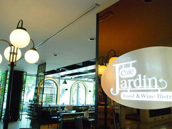 曼谷斯瓦特爾酒店(Sivatel Bangkok)咖啡廳