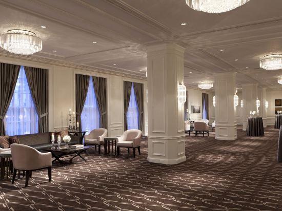 温哥華瑰麗酒店(Rosewood Hotel Georgia)會議室