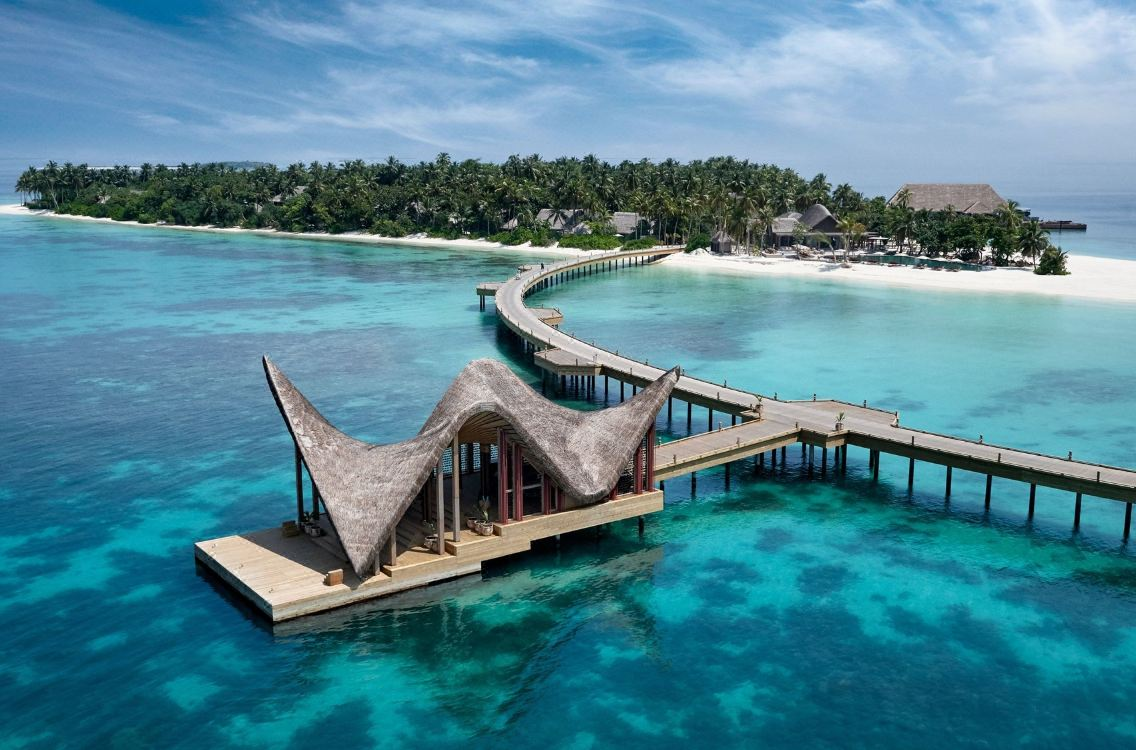 JOALI Maldives, Raa Atoll: Opened October 2018