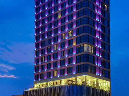 峴港西西里亞水療酒店(Cicilia Hotel & Spa Da Nang)外觀
