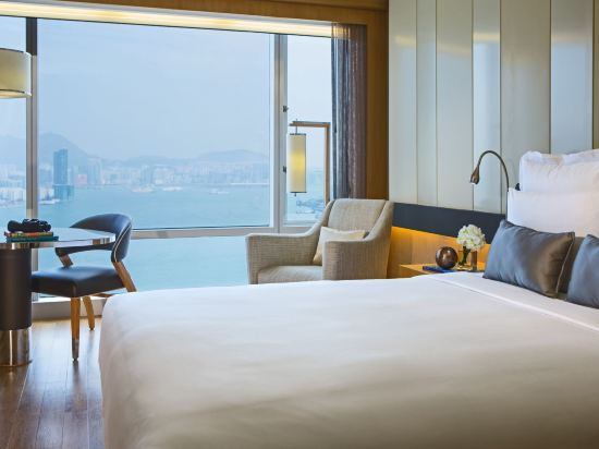 香港萬麗海景酒店(Renaissance Harbour View Hotel Hong Kong)行政海景客房