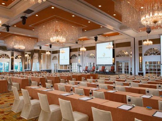 新加坡洲際酒店(InterContinental Singapore)會議室
