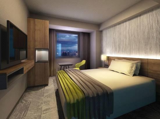 Mitsui Garden Hotel Gotanda Hotel Reviews Room Rates Trip Com