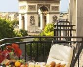 巴黎香榭麗舍大街麗笙酒店