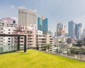 New 曼谷中心Asok站步行5分鐘高級公寓套房