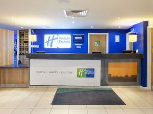智選假日樸次茅斯岡沃夫碼頭酒店(Holiday Inn Express Portsmouth Gunwharf Quays)