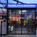東蘭斯 - 展園基里亞德酒店(Kyriad Reims Est - Parc Expositions)