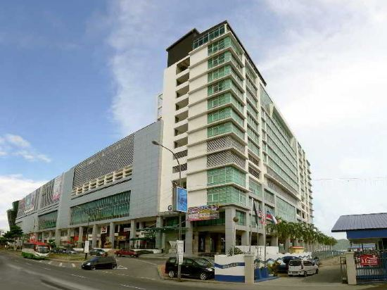 閣藍帝酒店(Grandis Hotels and Resorts Kota Kinabalu)外觀