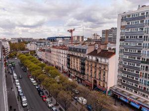 鐘樓巴黎19維耶特酒店(Campanile Paris 19 - La Villette)