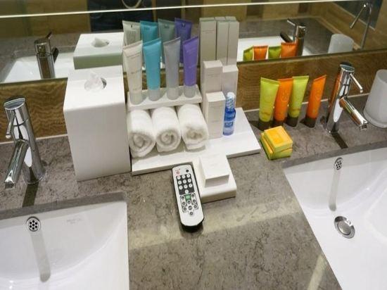 韓國首爾國際金融中心康萊德酒店(Conrad Seoul IFC Korea)康萊德套房