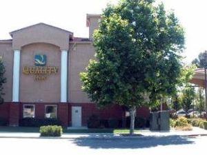 品質硅谷酒店(Quality Inn Silicon Valley)