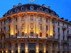 喜來登黛安娜馬捷斯特酒店(Sheraton Diana Majestic)