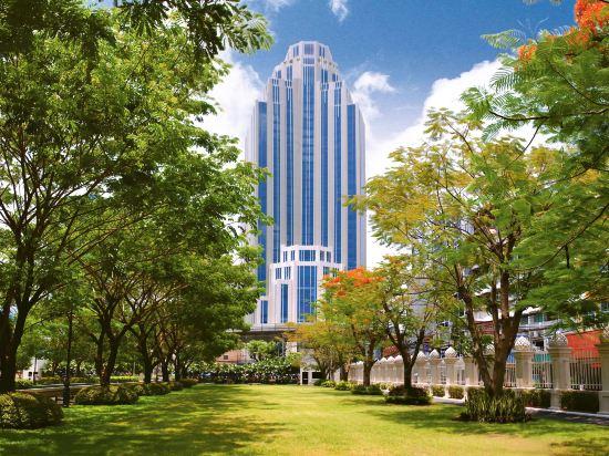 索菲特曼谷素坤逸酒店(Sofitel Bangkok Sukhumvit)外觀