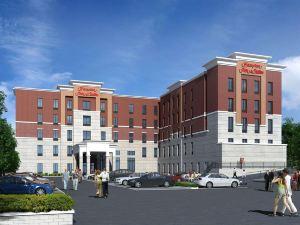 辛辛那提/住宅區-大學地區希爾頓歡朋旅館&套房酒店