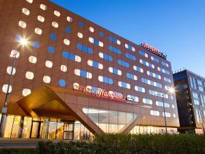 聖彼得堡展覽論壇希爾頓歡朋酒店