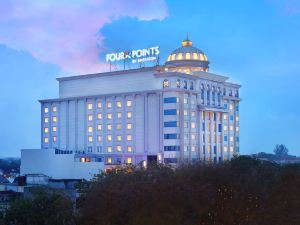 棉蘭喜來登福朋酒店(Four Points by Sheraton Medan)