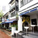 新加坡5步廊旅舍駁船碼頭(5Footway.Inn Project Boat Quay Singapore)