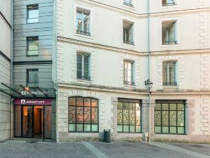 南特中心城市便捷公寓酒店(Appart'City Confort Nantes Centre)