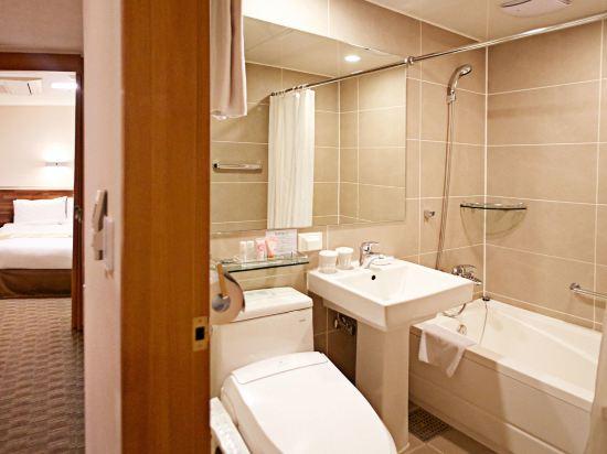 天空花園酒店明洞1號店(Hotel Skypark Myeongdong 1)家庭房