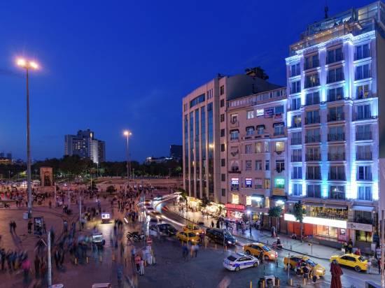 伊斯坦布爾CVK塔克西姆酒店