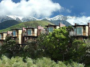 樹屋山林小屋(Hapuku Lodge & Tree Houses)